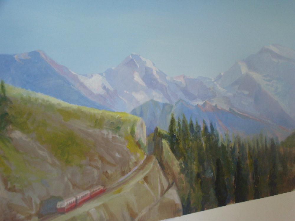 ציורי קיר לבית