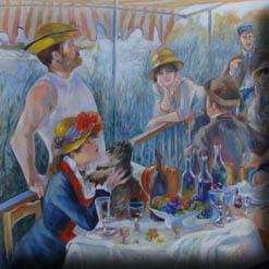 ציורי שמן בהזמנה אישית
