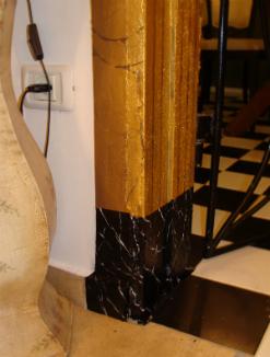 אשליית קרניז מוזהב צד שמאלי תחתון