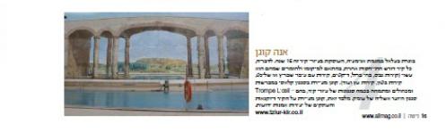 הכתבה עלי במגזין לעיצוב נישה