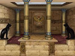 ציור דיגיטלי ארמונו של פרעה רעמסס